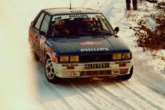 MC1987 - Jean Ragnotti - Renault 11 Gr.A