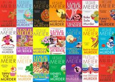 "Leslie Meier's ""Lucy Stone"" mystery series."