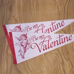 letterpress happy valentine's day cupid vintage by afavoritedesign
