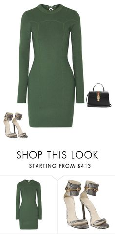 """""""Untitled #2029"""" by quaybrooks on Polyvore featuring 3.1 Phillip Lim and Gucci"""