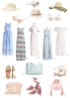 Summer fashion inspiration @monasdailystyle    http://www.monasdailystyle.com/2017/05/29/kesafiiliksissa/