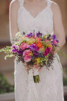 Bright summer bouquet   Photo by Adam Trujillo