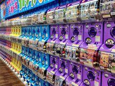 whysojapan gashapon Capsule toy machines