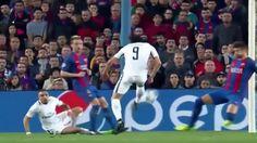 Barcelona vs PSG 6 1 Champions League 08 03 2017  HD