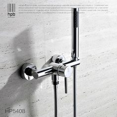 93.50$  Buy now - http://alitkg.worldwells.pw/go.php?t=32734421699 - HPB Brass Bathroom Hot And Cold Water Bathtub Mixer Bath Shower Faucet torneira banheiro HP5408