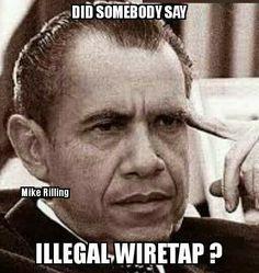 Tapper in thief - obama