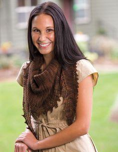 shawl from Tanta Shawl : only at Knitpicks.com