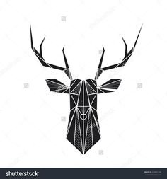 Image from http://image.shutterstock.com/z/stock-vector-vector-hipster-abstract-geometric-background-with-deer-233901136.jpg.