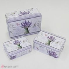 Μεταλλικά Κουτιά Archives - XeiroTexnima Lucas Metal Box, Lavender, Decorative Boxes, Decorative Storage Boxes
