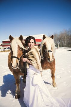 winter wedding Horse Wedding, Wedding Shoot, Winter Wedding Inspiration, Cowboy Hats, Winter Fashion, Hair Makeup, Horses, Enchanted, Photography