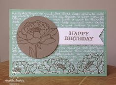 You've got this stampin up UK
