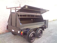 Trailers For Sale Melbourne Custom Trailers, Trailers For Sale, Canopies, Melbourne, Business, Building, Outdoor Decor, Buildings, Store