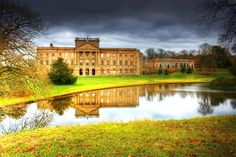 Visit the grounds of Pemberly from BBC's 1995 Pride and Prejudice film. #Lyme_Park