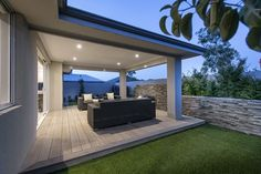 Gorgeous outdoor alfresco areas © Ben Trager Homes | On display in Perth