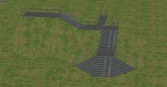 Freitreppen-Bausatz