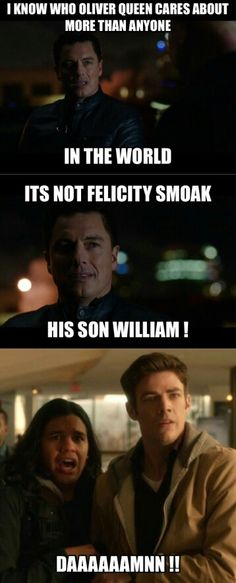 "#Arrow 4x13 ""Sins of the Father"""