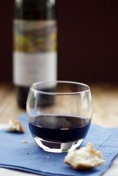Pan y un buen vino de Rioja