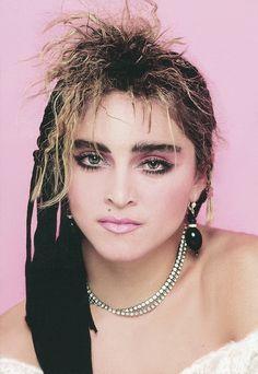 Madonna by Marc Lebon (1984)