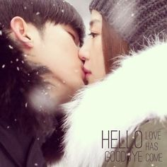 [Drama You Who Came From the Stars / My Love From Another Star ★ 별에서 온 그대 Korean Actresses, Actors & Actresses, Fun To Be One, Just For You, My Love From Another Star, Passionate Couples, Playful Kiss, Jun Ji Hyun, The Way He Looks
