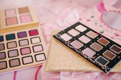 too faced sugar & spice and everything nice palettes ♡