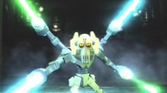 Lego Star-wars General Greivous