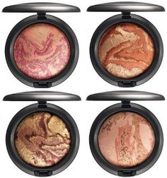 These mineralize skinfinishes from MAC Cosmetics are awesome!!!