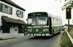 United Counties Our last Leyland National - First one-man operated bus I drove London Transport, Public Transport, Automobile, Routemaster, Bus Coach, Busses, Coaches, All Over The World, Cover Photos
