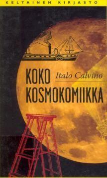 Koko kosmokomiikka | Kirjasampo.fi - kirjallisuuden kotisivu