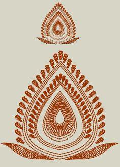 under kantha @  http://www.indian-heritage.org/artcraft/designs/
