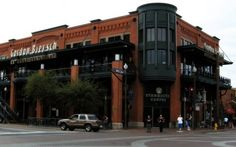 Downtown Tempe, AZ (I was at the opening of this Gorden Biersch way back in the day...scary)