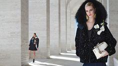 Nadja Bender, Ashleigh Good by Karl Lagerfeld for Fendi Fall Winter 2014-2015 8