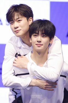 Moonbin & Eunwoo