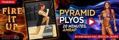 Total Body Plyo Cardio | FitnessRX for Women
