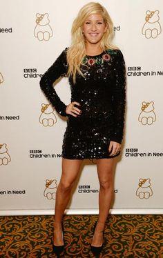 Children in Need 2013 fundraiser Ellie Goulding