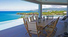 Alfresco dining in #Grenada