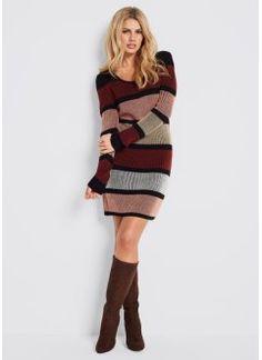 Вязаное платье, BODYFLIRT boutique