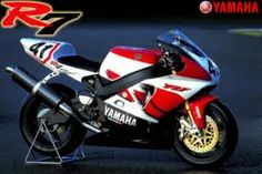 Yamaha R7- twice the price with 2bhp fewer than the R1 (and then only with the extra YEC race fit, without that it was 20hp down) it was never going to make it a big seller but that only makes the exotic racer even more desirable.