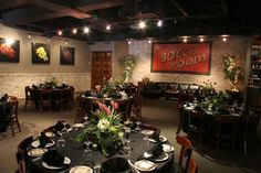 The Bocce Room at Ippolito's in Roswell - Roswell Business for Atlanta Weddings on AtlantaBridal