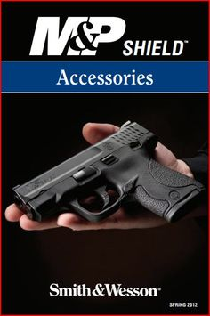 M&P Shield accessories for my new baby! Smith And Wesson Shield, Smith N Wesson, Revolver, M&p Shield 9mm, M&p 9mm, Guns And Ammo, Lead Bullets, Cool Guns, Concealed Carry