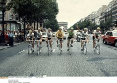 2nd and last Tour victory for Bernard Thévenet, that was also the creation of the green jersey.