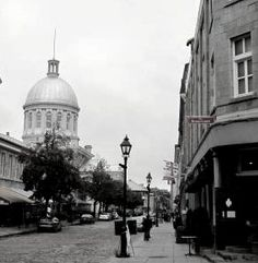 Old Montreal, Quebec, Canada  -200 years of history in this area - look out for Mary Gallagher