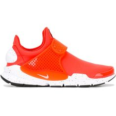 official photos cbb7f c931e Nike Sock Dart Premium sneakers ( 99) ❤ liked on Polyvore featuring shoes,  sneakers, red, nike sneakers, nike shoes, round cap, red shoes and round  toe ...