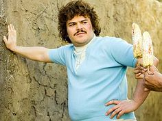 Nacho Libre- stupidly funny! (Jack Black used to be my celebrity bf, but then someone told me a story about him and now I just appreciate and love him for his sense of humor)