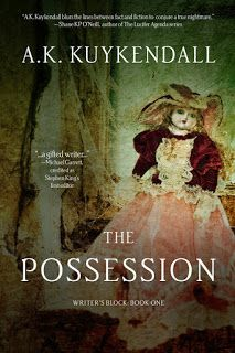 The Kuykendall Post: COVER REVEAL FOR THE POSSESSION (A WRITER'S BLOCK ...