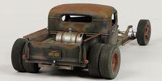 John Tolcher Weather Models, Plastic Model Cars, Scale Models, Rat, Hot Wheels, Panther, Hot Rods, Tractors, Modeling