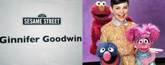 Ginnifer Goodwin is going to be guest starring on sesame street.