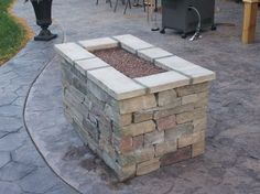 Image Result For Patio Tables With Gas Fire Pitsa