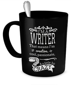 * JUST RELEASED * Are you or someone you know a Writer? Maybe a Copywriter or a Journalist or an Author? Limited Time Only This item is NOT available in stores. Guaranteed safe checkout: PAYPAL | VISA