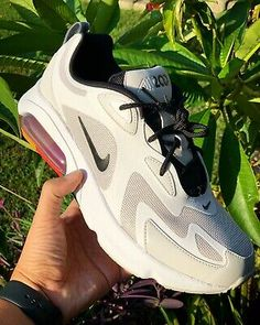 "Men's Nike Air Max 200 ""White Multi Athletic Shoes AQ2568 002 Size 10.5 New | eBay Mens Nike Air, Nike Men, Nike Air Max, Shoe Deals, Air Max 270, Men's Shoes, Running Shoes, Air Jordans, Athletic Shoes"