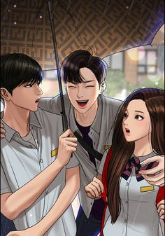 Beauty Art, True Beauty, Real Beauty, Webtoon Comics, Cha Eun Woo, Drama Korea, Korean Drama, Best Friend Pictures, Cute Korean